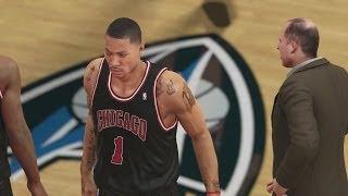 NBA 2K14 PS4 My Team - A J.R. Smith Move!