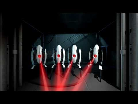 Portal 2: GLaDOS feedback &amp; Turrets Opera [ Spoiler ] HD 1080p