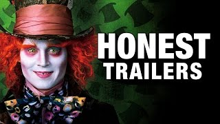 Honest Trailers - Alice in Wonderland (2010)