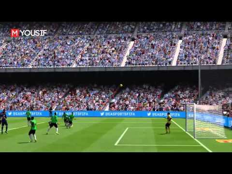 FIFA 14 NEXT-GEN   David Villa Bicycle Kick