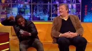 Kevin Hart Hillarious 2015 Interview - The Jonathan Ross Show