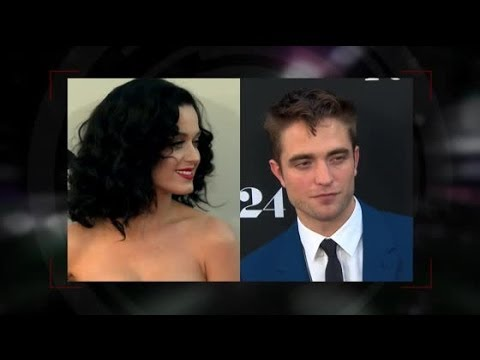 Katy Perry & Robert Pattinson Spotted 'Heavily Flirting'