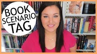 Book Scenario Tag! [ORIGINAL] | lindsayheartsbooks