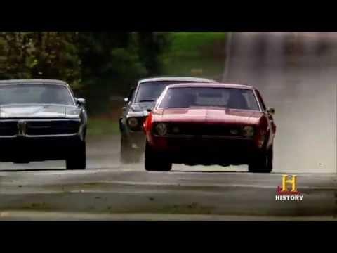 Top Gear USA - Appalachian Trail