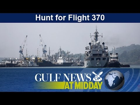 Hunt for Flight 370 - GN Midday
