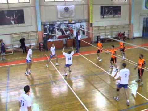 У Чернівцях вдруге провели турнір з волейболу