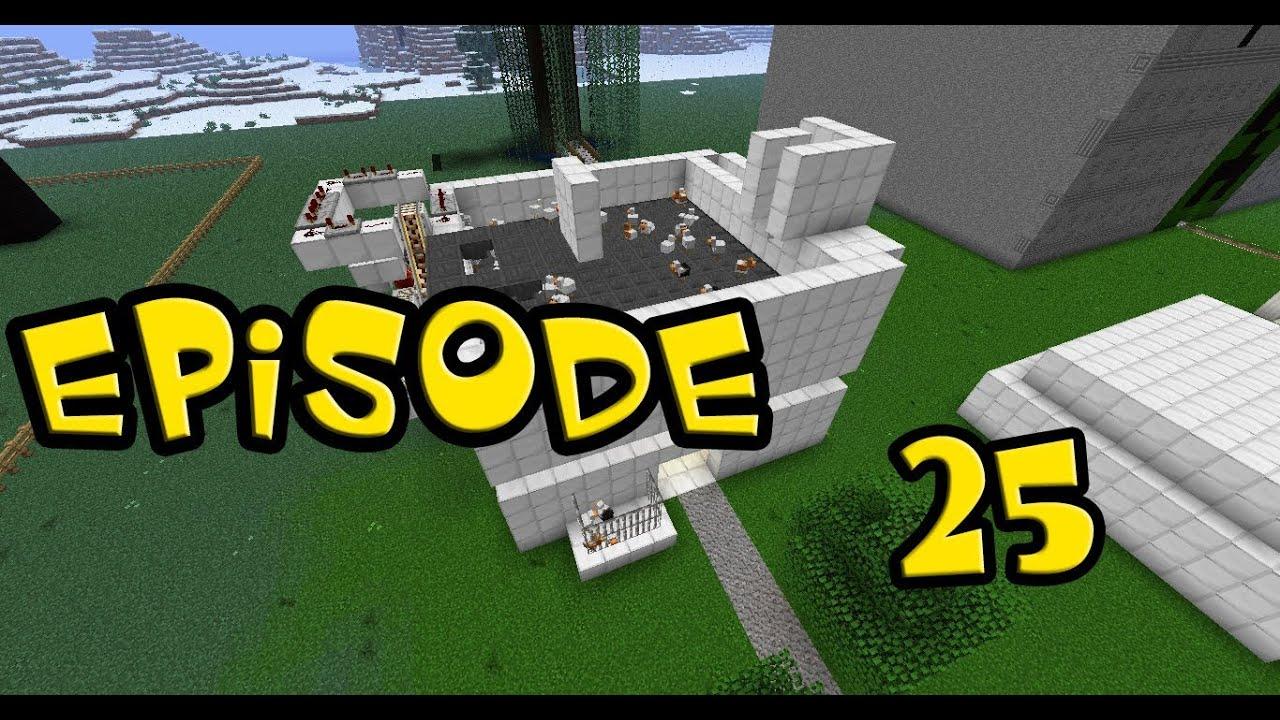 Utilitaire episode 25 mon elevage de poule 100 - Poule minecraft ...