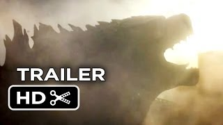 Godzilla Official Teaser Trailer #1 (2014) - Aaron Taylor-Johnson, Elizabeth Olsen Movie HD