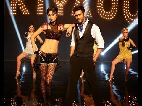 Watch Shilpa Shetty's sexy item song