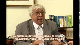 Assassino de presidente da CDL de Juiz de Fora n�o vai a juri popular
