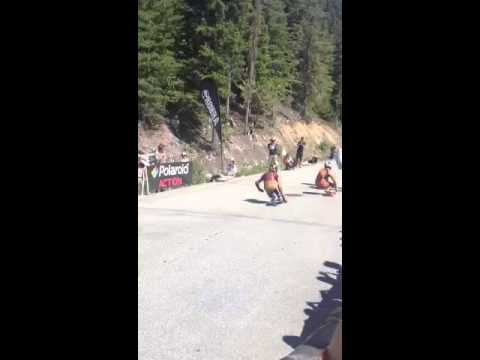 Whistler Longboard Festival 2013 Open Final