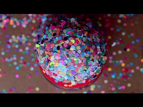 Pinterest truth or fail 2 mod podge balloon bowl youtube for Glitter balloon bowl