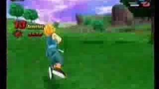 Dragon Ball Z Budokai Tenkaichi 3 La Batalla Más