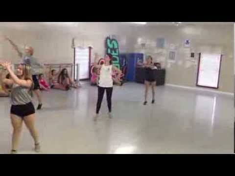When I was Your Man- Dance Camp 2013