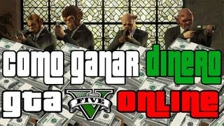 GTA V Online Como Ganar Dinero En GTA 5 Online 6