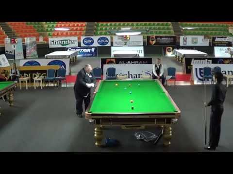 2014 IBSF World 6Reds Final (Frame5) - Pankaj vs. Kacper