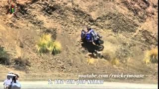 10 tai nạn thường gặp của môtô chưa gặp ở Việt Nam