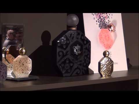 VIDEO - La profumeria artistica francese sceglie EXSENCE 2013