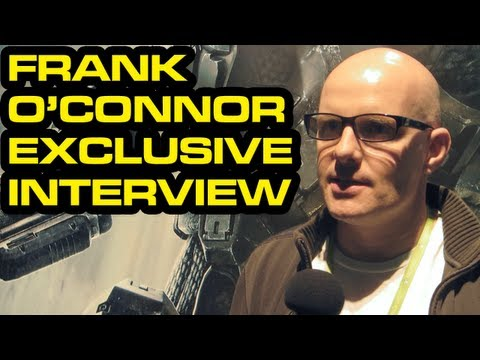 Halo 4 - Frank O'Connor of 343 Industries EXCLUSIVE PAX Prime 2012 Interview