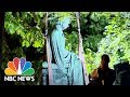 Former Supreme Court Chief Justice Statue From Maryland State House | NBC News