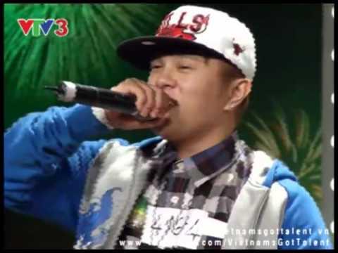 Nguyễn Cường - Beatbox (Mr.T) - Vietnam's Got Talent