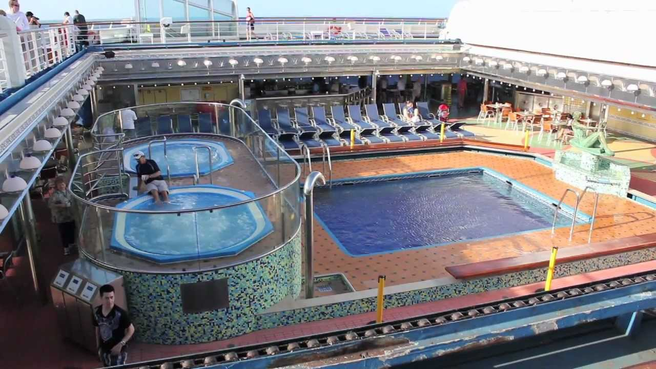 Carnival Valor Cruise Ship Video Tour  YouTube