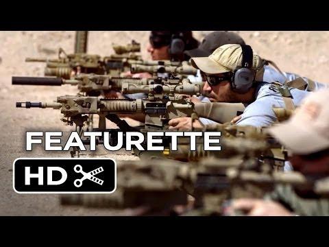 Lone Survivor Featurette - Weapons Training (2013) - Mark Wahlberg Movie HD