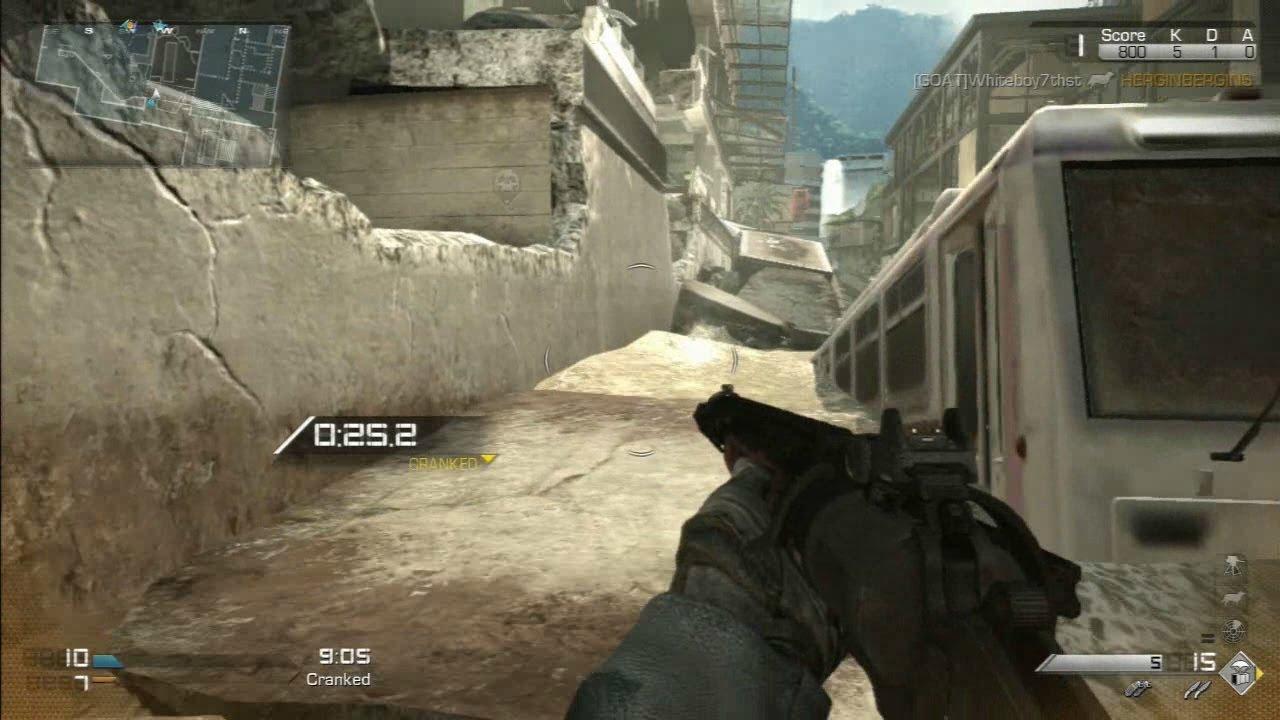 Best shotgun in cod ghosts multiplayer call of duty ghosts shot gun
