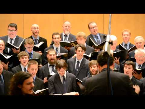 Black Bear Men's Chorus Concert I