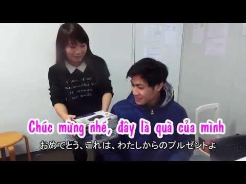 ほっといてよ- mặc kệ tao - Clip lớp học kaiwa