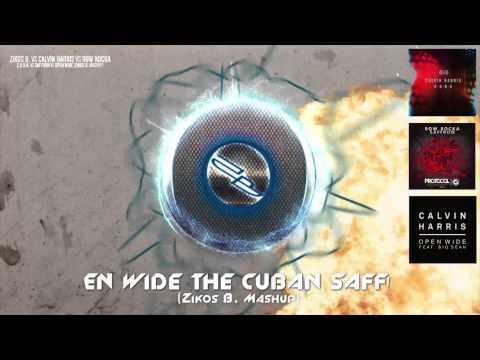 Zikos B. vs Calvin Harris vs Row Rocka - Open Wide The Cuban Saffron (Zikos B. 2k15 Mashup)