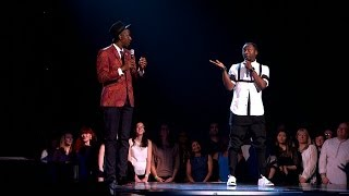 Will.i.am & Jermain Jackman Sing 'Pure Imagination' The