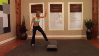 Fitness: Beginner Step Aerobics Vol. 1 Workout 1