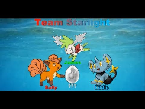 TAP (DS) Pokémon Mystery Dungeon - Explorers of Sky - Event 3 - Raise a baby Manaphy