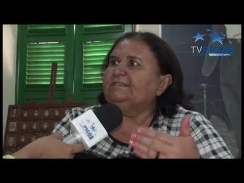 ESCRITORA DEOLINDA MARQUES FALA SOBRE SUA TRAJETÓRIA