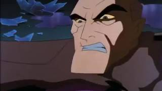 Batman Beyond The Man-Bat