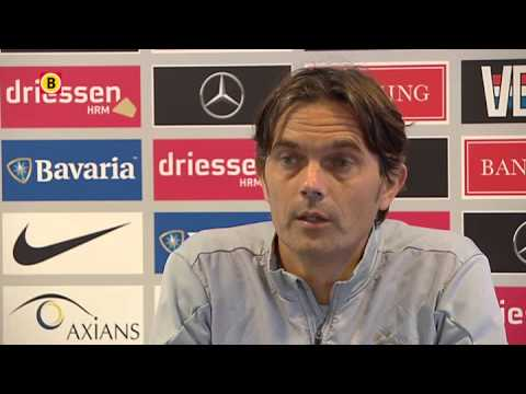 PC Phillip Cocu over Roda JC - PSV