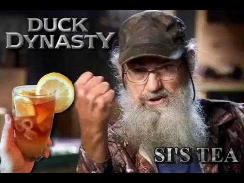 duck dynasty si robertson sweet tea un official theme song duck