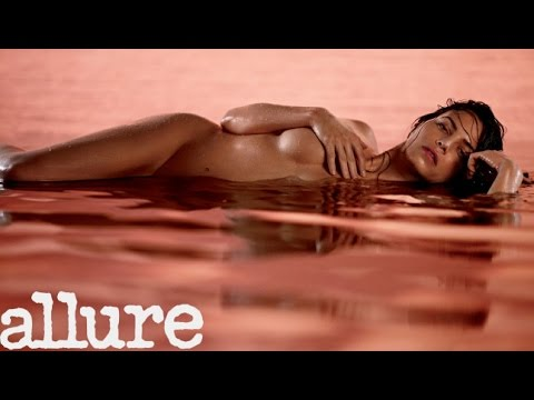 Four Celebrities Go Nude for Allure 2014 - Cover Shoots - Allure