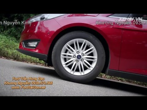 Ford Focus 2016 được Xe Hay đánh giá rất cao khi đi trên đường cao tốc