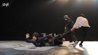 Breakdance Gone Crazy
