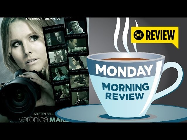 Veronica Mars - Monday Morning Review with SPOILERS (2014) Kristen Bell Movie HD