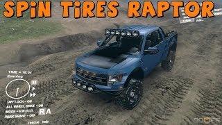 Spin Tires Ford Raptor [Baja Edition] Mod Spotlight