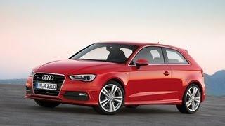 Genfer Autosalon 2013: Audi A3 e-tron und Audi RS Q3 videos