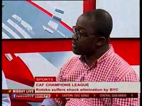Midday Live Sports -Discuss Kotoko's Performance - 17/2/2014