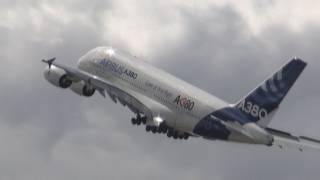 Airbus 380 Giant Of The Sky Demonstration Of