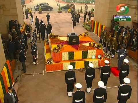 India's 65th Republic Day parade 2014 - Live