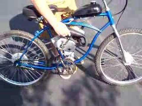 Engine Ktm Bicycle