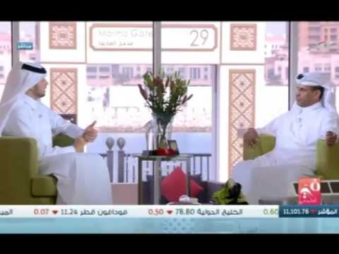 Interview With Adnan Fahad Rashed Al Ramzani Al Naimi In Qatar TV