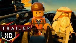 La Gran Aventura Lego (The Lego Movie) Trailer Español